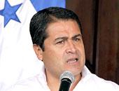 رئيس هندوراس: تفعيل نظام الطوارئ فى البلاد عقب الزلزال