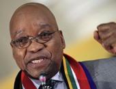 رئيس جنوب أفريقيا يصل القاهرة ويلتقى الرئيس السيسى غدًا