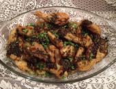 """الشيف""""محمود طه"""" يقدم طريقة عمل """"أجنحة البطاطس"""" بالأعشاب والتوابل"""