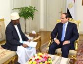 جمهورية جزر القمر تطلب من السيسى افتتاح سفارة مصرية بالعاصمة مورونى