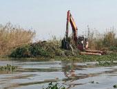 أمن بورسعيد يواجه 1051حالة تعدى على المسطح المائى لبحيرة المنزلة