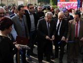 وزير الثقافة: صالون الشباب يحمل رؤى وفكرا جديدا يبشّر بشباب واعد