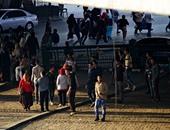 الحكم ببراءة مبارك يقدح شرارة الغضب.. مناوشات بين مواطنين ومتظاهرين فى عبد المنعم رياض وضبط 18 شخصًا.. والأمن يفرض كردونًا لمنع المحتجين من العبور إلى الميدان