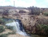 """بالصور.. محمية """"وادى الريان"""" بالفيوم تحتضن الحضارة والجمال.. الشلالات والصحراء والمساحات الخضراء تميزها بجمال منفرد.. واليونسكو تدرجها منطقة تراث عالمى.. والإهمال وغياب الرقابة يهدد كنوزها الطبيعية"""