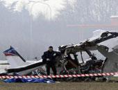 مصرع 4 أشخاص فى حادث تحطم طائرة خفيفة بأمريكا