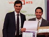 معيد بجامعة القاهرة يفوز بالجائزة الأولى فى أولمبياد عالمى للإلكترونيات