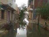 """""""صحافة المواطن"""".. عدم صرف مياه الأمطار يتسبب فى غرق شوارع الإسكندرية"""