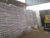 ضبط 45 طن أسمدة زراعية مغشوشة فى حملات أمنية