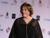 النجوم على السجادة الحمراء فى افتتاح مهرجان القاهرة السينمائى
