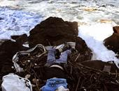 بالصور.. مقتل 11 مهاجرا بينهم 6 أطفال فى غرق مركب قبالة ساموس اليونانية