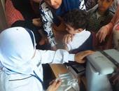 وزير الصحة انتهاء حملة التطعيم ضد الحصبة وتطعيم 23 مليون و200 ألف طفل