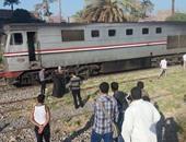"""تصادم قطار """"مطروح – الإسكندرية"""" بسيارة ربع نقل دون إصابات"""