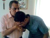 صحافة المواطن: قارئ يطالب بتكريم والده بعد رحلة شقاء فى علاج أسرته