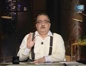 """إبراهيم عيسى مدافعاً عن توفيق عكاشة:""""مؤسسات الدولة لا تطيق طموحه وتنكل به"""""""