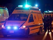 النيابة تطلب التحريات والتقرير الطبى للضابط المصاب فى مطاردة تجار مخدرات بالعياط