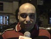 بالفيديو.. مواطن يطالب وزير الزراعة بتسهيل الحصول على أراضى للشباب