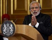 """رئيس الوزراء الهندى يطالب شعبه ببناء """"الهند الجديدة"""" الخالية من الطبقية والفساد"""