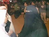 صحافة مواطن.. صور تظاهر أهالى رابعة الناصرة بالإسكندرية بعد هدم منازلهم