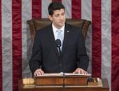 رئيس النواب الأمريكى يدعو ترامب لإلقاء خطاب أمام الكونجرس فبراير القادم