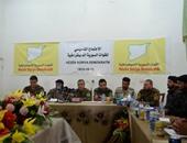 قوات سوريا الديمقراطية تسلم إدارة الريف الشرقى لمجلس مدنى
