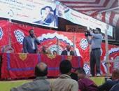 """بالصور.. تحالف الجبهة الوطنية يعقد عدة مؤتمرات جماهيرية بحضور """"غنيم"""""""