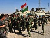 تقدم كبير للقوات العراقية فى محور بعشيقة وانهيار خط الدفاع الأول لداعش