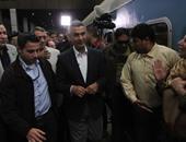 """وزير النقل:""""العدل"""" توافق على إنشاء محكمة خاصة بمخالفات السكة الحديد والمترو"""