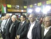 """بدء فعالية إحياء ذكرى استشهاد الرئيس الفلسطينى ياسر عرفات بـ""""التجمع"""""""