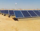 تخصيص 8 كم بالمنيا لإنشاء محطات شمسية لتوليد الكهرباء بقدرة 400 ميجا وات