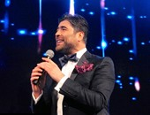 """وائل كفورى يغنى فى """"عيد الحب"""" بالأردن"""