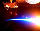 رائد فضاء يلتقط صورة مذهلة لشروق الشمس من الفضاء