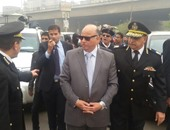 مدير أمن القاهرة يتفقد كنائس العاصمة لتأمين احتفالات عيد القيامة