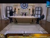 """بالفيديو.. مشادة كلامية بين رجب حميدة ومرشح برلمانى بسبب """"الوطنى المنحل"""""""
