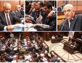 بدء فعاليات اللقاء التعريفى لأعضاء مجلس النواب الجدد