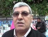 بالفيديو.. مواطن يطالب المسئولين بالتصدى للباعة الجائلين بمنطقة المرج