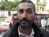 بالفيديو.. مواطن للمسئولين: «عايزين حل لأزمة الزحام المرورى»
