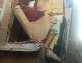 النيابة تنتقل لمستشفى المنيرة لسماع أقوال مصابى انهيار عقار السيدة زينب