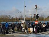 بالصور.. مطار كوبنهاجن يخلى صالة ركاب للاشتباه فى حقيبة