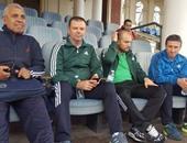 """بالصور.. """"ملادينوف"""" فى تدريب الاتحاد رغم الاستقالة"""