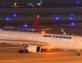 """""""اير فرانس"""" تلغى ١٥٠ رحلة بمطارى باريس بعد إضراب المضيفين الجويين"""