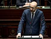رئيس وزراء بلجيكا شارل ميشال يعلن استقالته أمام مجلس النواب