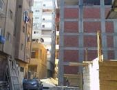 صحافة المواطن.. قارئ يشارك بصورة لعقار مخالف بحدائق القبة