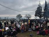 مجلة بريطانية : أزمة اللاجئين فى اليونان توارت عن الأنظار