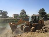الرى: إزالة 33425 حالة تعدى على نهر النيل منذ يناير 2015