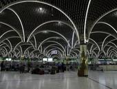 مطار بغداد الدولى يعلن توقف حركة الملاحة الجوية