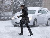عاصفة محملة بالثلوج والأمطار تجتاح شمال شرق أمريكا