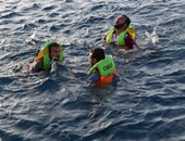 بالصور..مسلسل سورى يرصد معاناة الهجرة غير الشرعية للسوريين فى عرض البحر