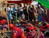مقتل 36 على الأقل فى انهيار منجم نحاس بجنوب شرق الكونغو