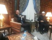 هشام جنينة يدعو شيخ الأزهر لعقد ندوة توعوية لعاملى المركزى للمحاسبات
