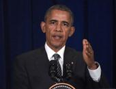 """أوباما يعرب عن """"صدمته العميقة"""" من فيديو قتل شرطى شابا أسود فى شيكاجو"""